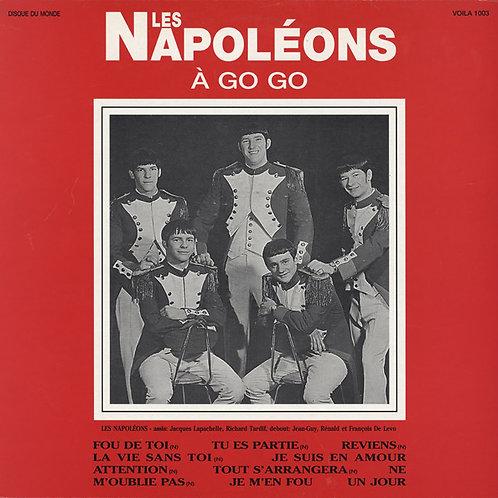 Les Napoléons–Les Napoléons À Go Go LP