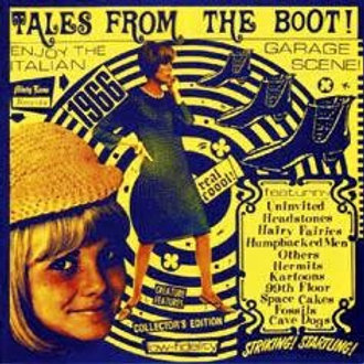 """Various– """"Tales From The Boot!"""" LP"""