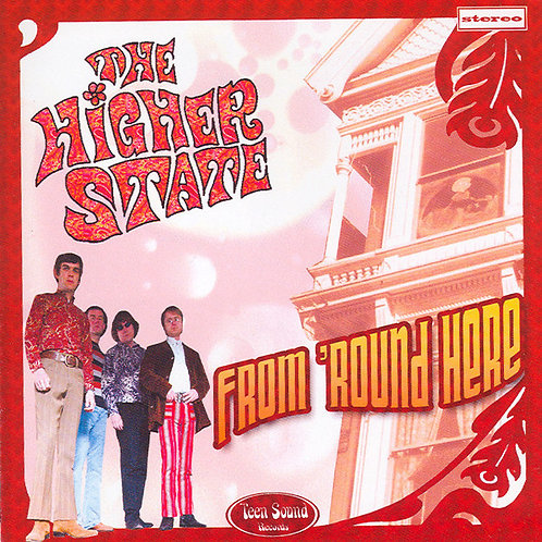 """The HIGHER STATE """"From 'Round Here"""" (Teen Sound) CD"""