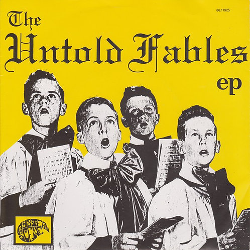 The Untold Fables–EP