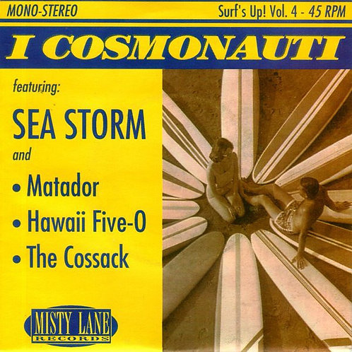 "I Cosmonauti–Sea Storm 7"" EP"