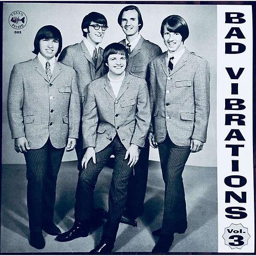 Various–Bad Vibrations Vol. 3 LP