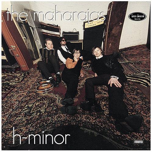 The Maharajas–H-Minor LP -TEST PRESSING (White LABEL!)