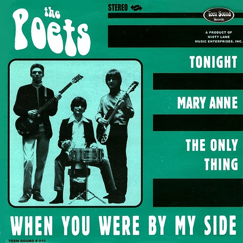 The POETS–When You Were By My Side