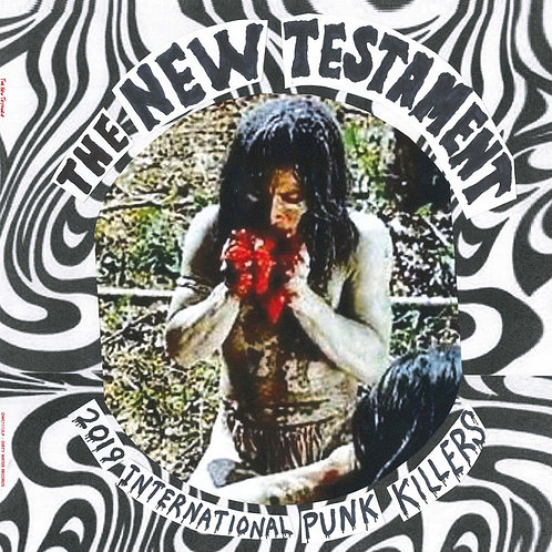 """V/A """"The New Testament"""" Dirty Water LP"""