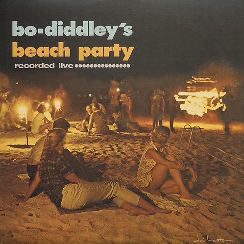 """BO DIDDLEY's """"BeachParty"""" Sundazed LP"""