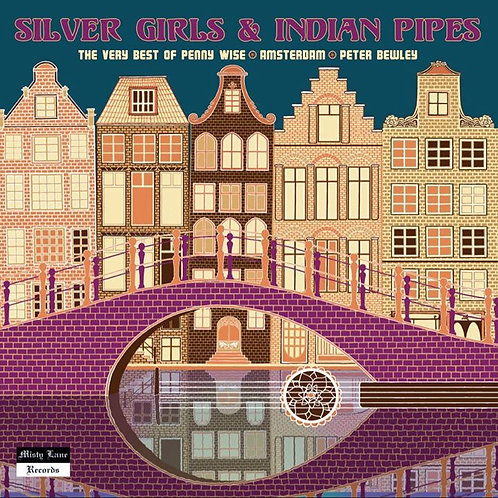 """V/A """"Silver Girls & Indian Pipes"""" LP"""