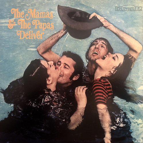 """MAMAS and the PAPAS """"Deliver"""" Sundazed LP"""