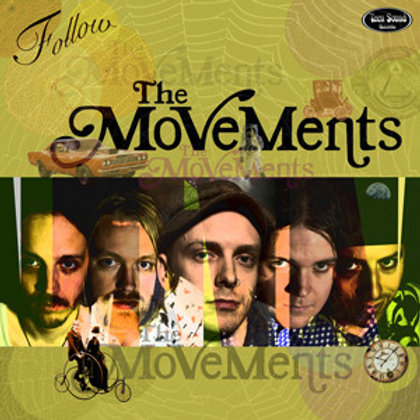 The Movements–Follow The Movements LP