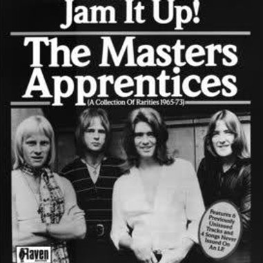 The Master's Apprentices–Jam It Up! A Collection Of Rarities 1965-73 LP
