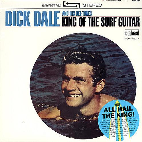 "DICK DALE ""King Of The Surf Guitar"" LP Sundazed"