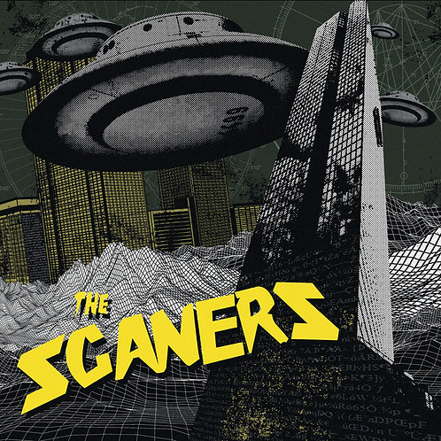 """THE SCANERS """"II"""" Dirty Water LP"""