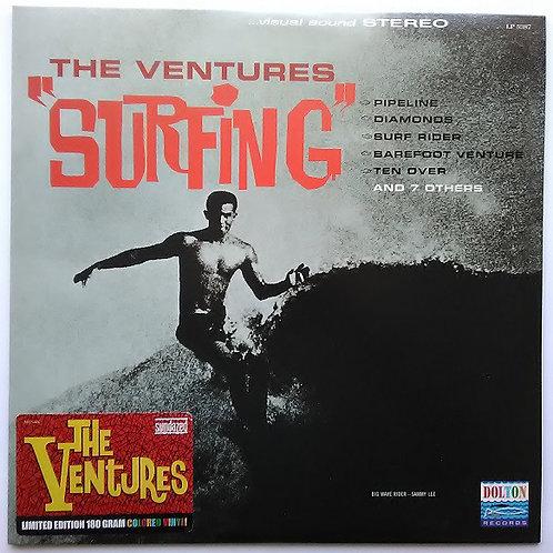 "The VENTURES ""Surfing"" - Sundazed LP"