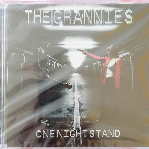 """THE GRANNIES """"One Night Stand"""" (Teen Sound) CD"""