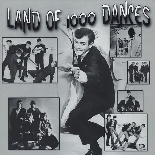 Various–Land Of 1000 Dances LP