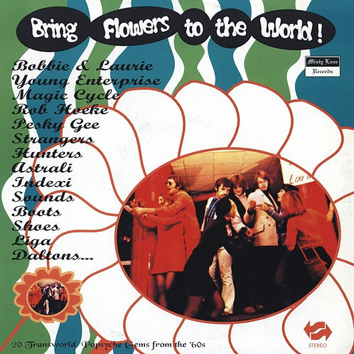 Various–Bring Flowers To The World! CD
