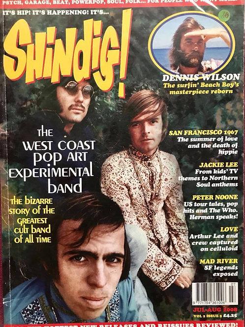 SHINDIG! vol 2 issue 5 - 2008