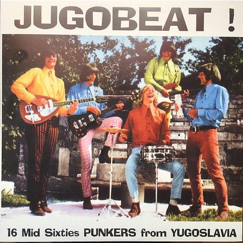 Various–Jugobeat! LP