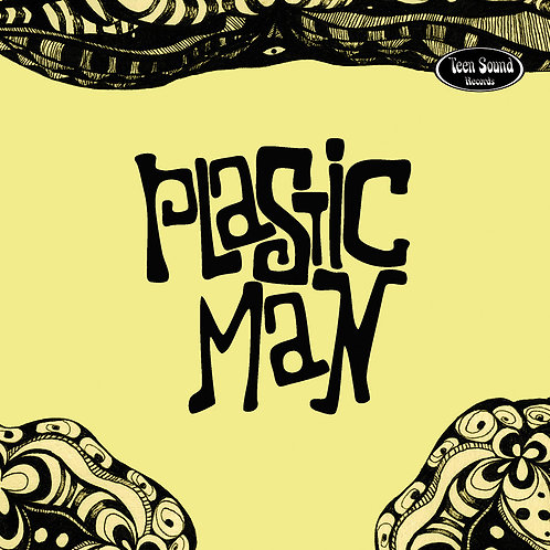 """PLASTIC MAN """"He Didn't Know""""7 EP"""