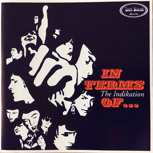 """The INDIKATION """"In Terms Of..."""" (Teen Sound) CD"""