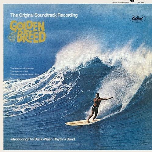 GOLDEN BREED original Soundtrack Recordings - Sundazed