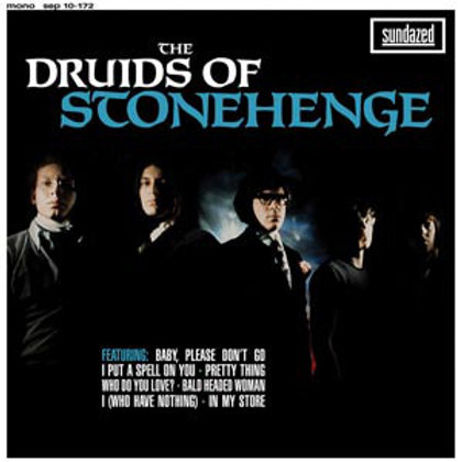 "The Druids Of Stonehenge–The Druids Of Stonehenge 10"""
