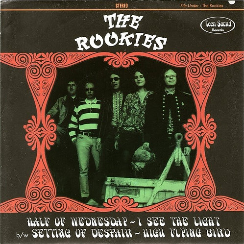 The ROOKIES –Half Of Wednesday