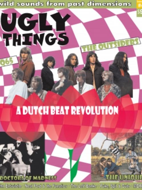 UGLY THINGS Magazine #45