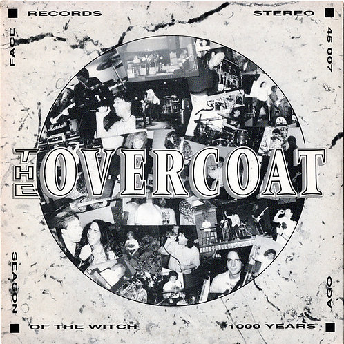 The Overcoat*–Season Of The Witch / 1000 Years Ago