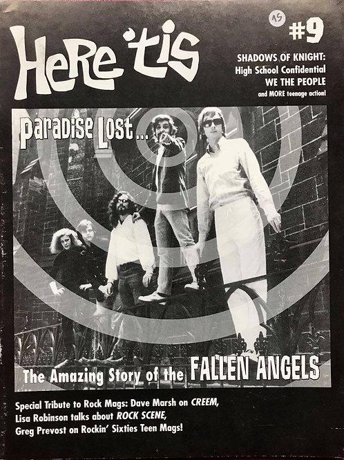 HERE 'TIS Magazine #9