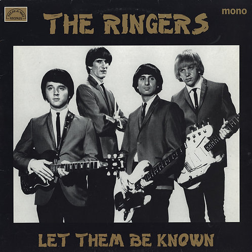 The Ringers–Let Them Be Known LP