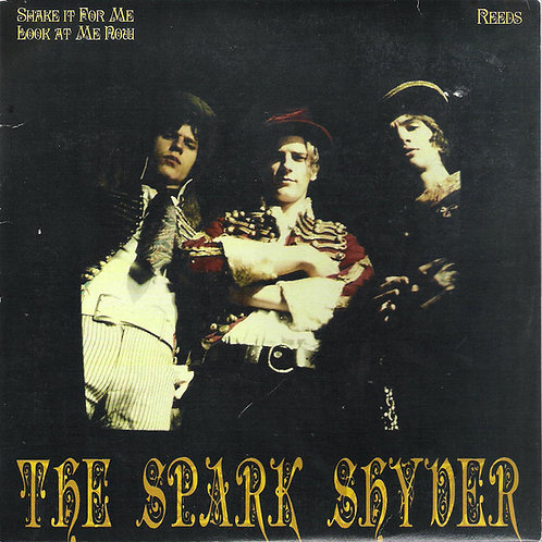 The Spark Shyver–Shake It For Me 45