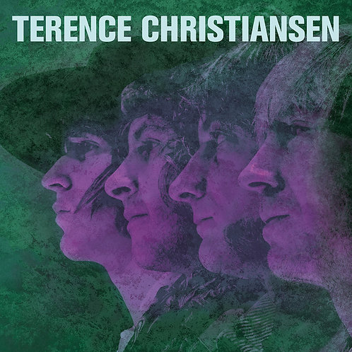 TERENCE CHRISTIANSEN s/t LP