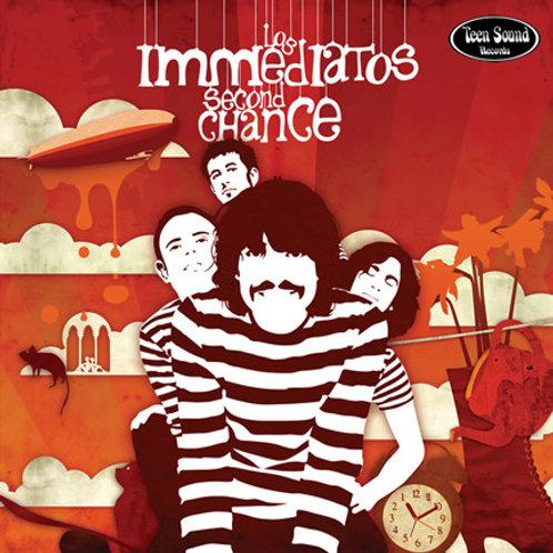 Los Immediatos–Second Chance LP