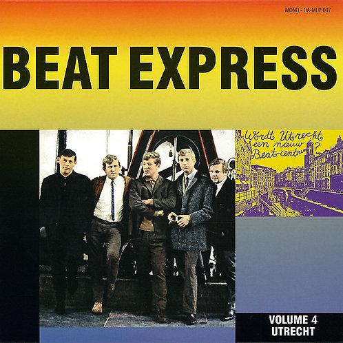 """Various–Beat Express Volume 4 Utrecht 10"""""""