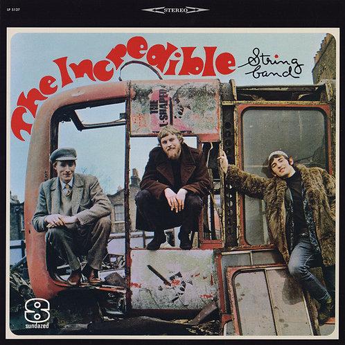 THE INCREDIBLE STRING BAND - Sundazed LP