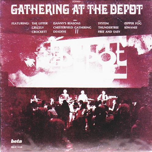 "V/A ""Gathering At The Depot"" LP"