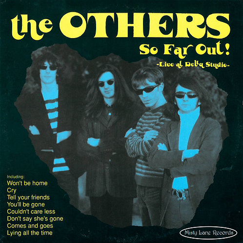 """The Others –So Far Out! - Live At Delta Studio - 10"""" Mini LP"""