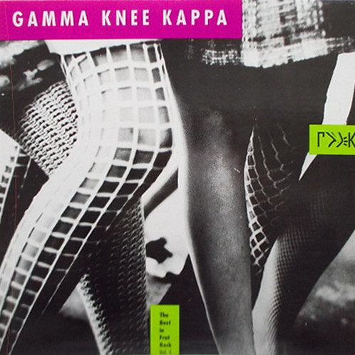 "V/A ""Gamma Knee Kappa"" LP"