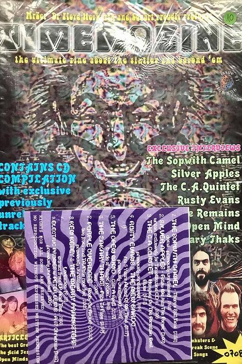 TIMAZINE + CD #1
