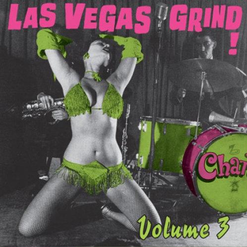 "V/A ""Las Vegas Grind!"" vol. 3 LP (Crypt)"
