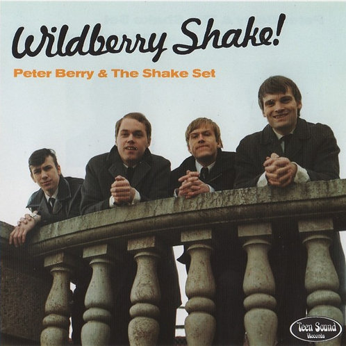 Peter Berry And The Shake Set–Wildberry Shake! LP
