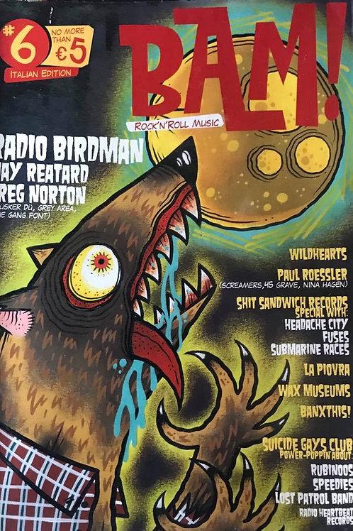BAM! Fanzine # 6
