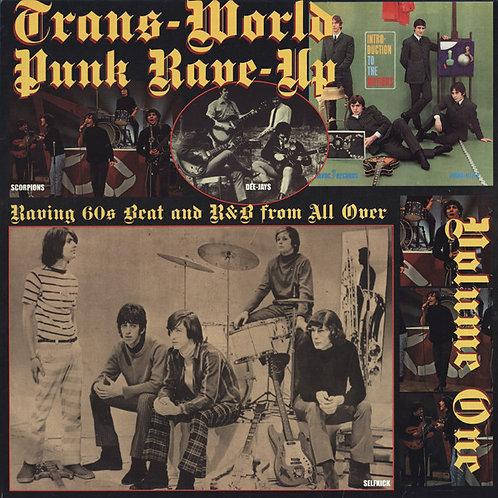 "V/A ""Trans-WOrld Punk Rave-Up"" vol. 1 LP (Crypt)"