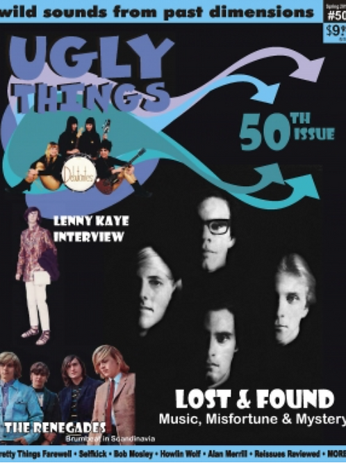 UGLY THINGS Magazine #50