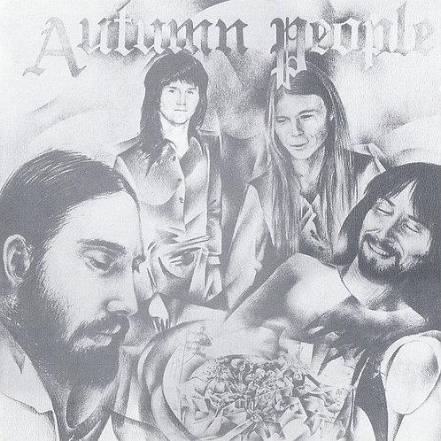 Autumn People –Autumn People CD - sealed!