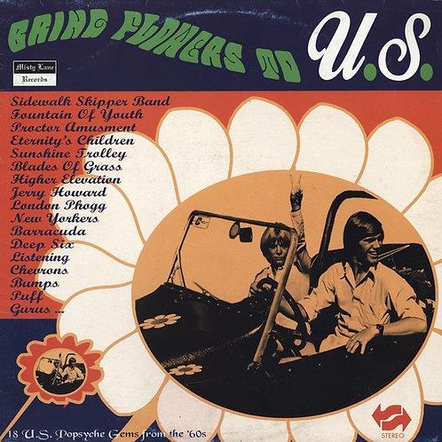 """Various–""""Bring Flowers To U.S."""" CD"""