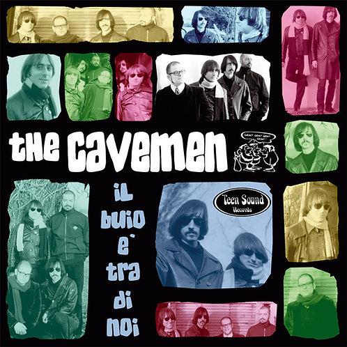 """The CAVEMEN """"Il Buio E' Tra Di Noi"""" (TeenSound) CD"""