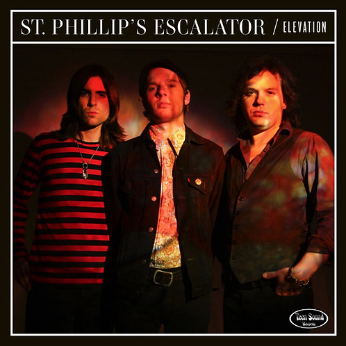 "ST. PHILLIP'S ESCALATOR ""Elevation"" CD"