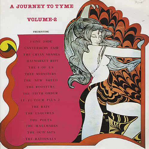 Various–A Journey To Tyme Volume 2 LP